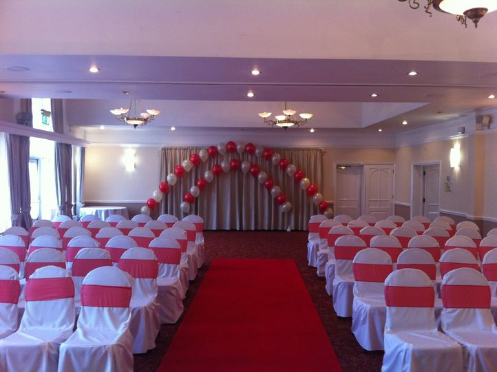 Gippeswick Suite - Ceremony