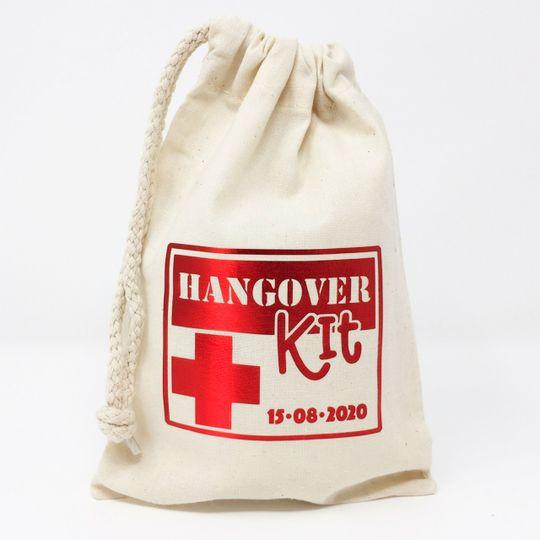 Hangover kit