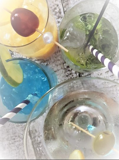 Bespoke cocktail creations