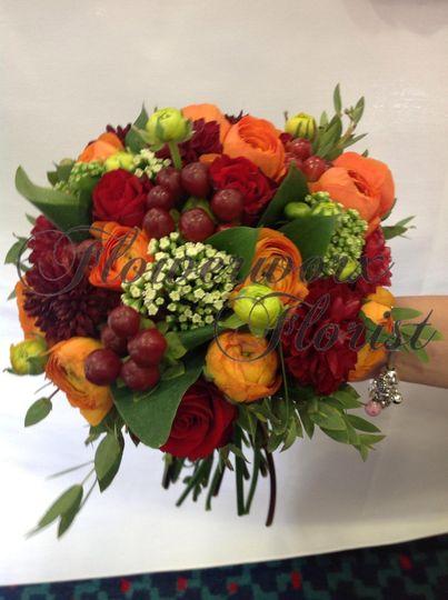 Amazing seasonal colours