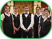 Friendly staff