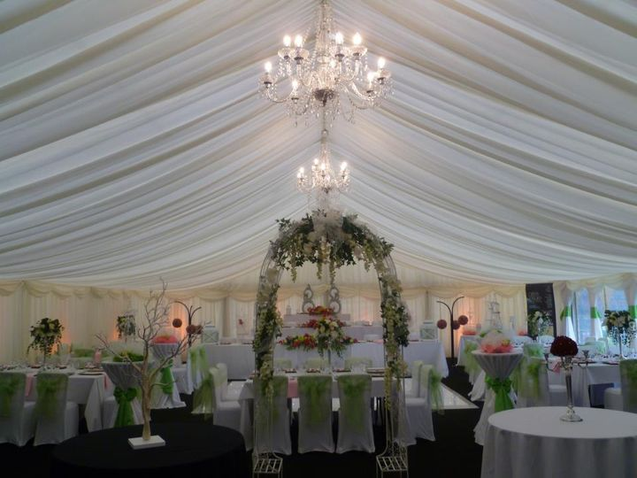Wedding arch hire