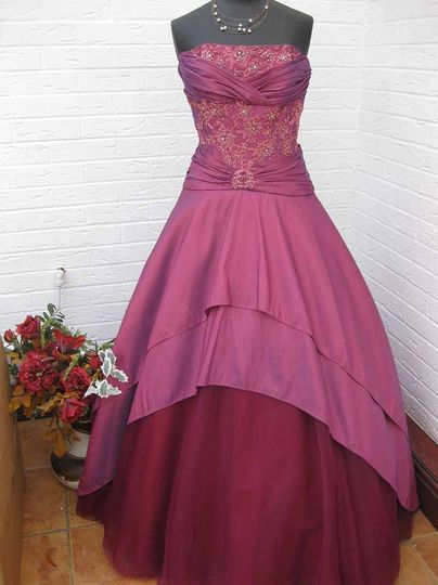 Size 10 dress in stock