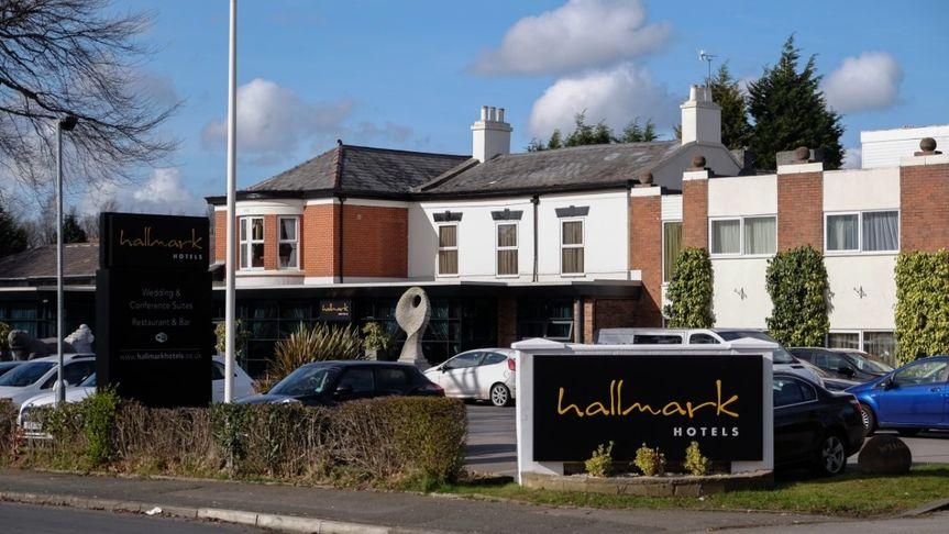 Hallmark Hotel Warrington 12