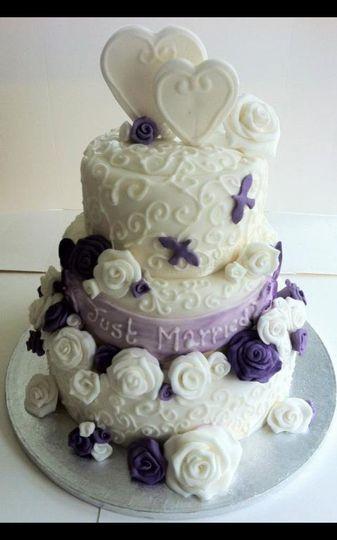 Fantacy cake