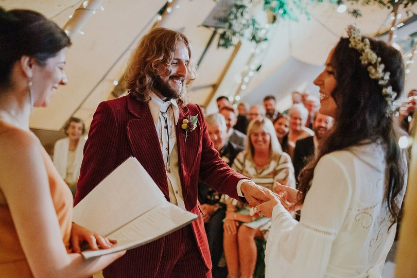 Jenn and Si - Whimsical Wonderland Weddings, Umberslade...