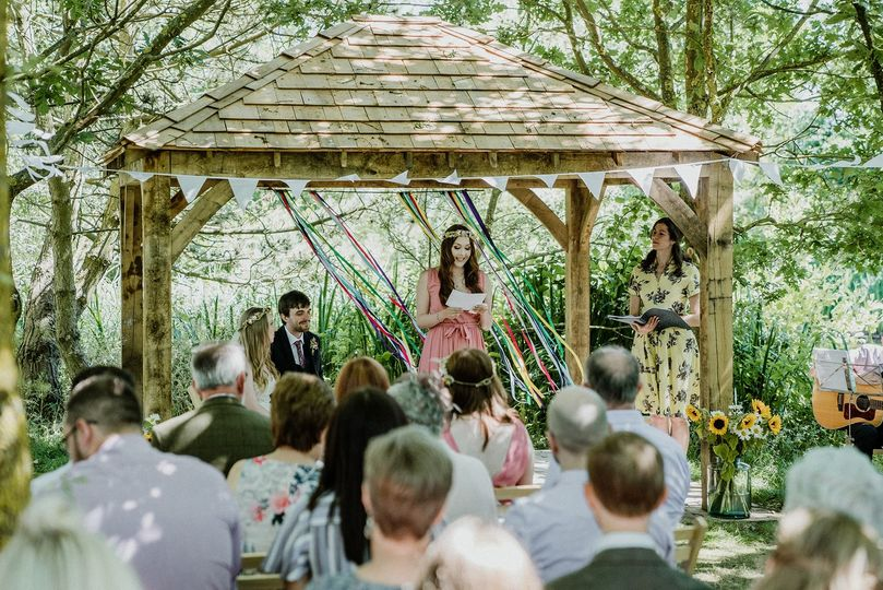 Daisy and Andrew - The Cowshed at Woodhall Farm (www.gingerbeardweddings.com)