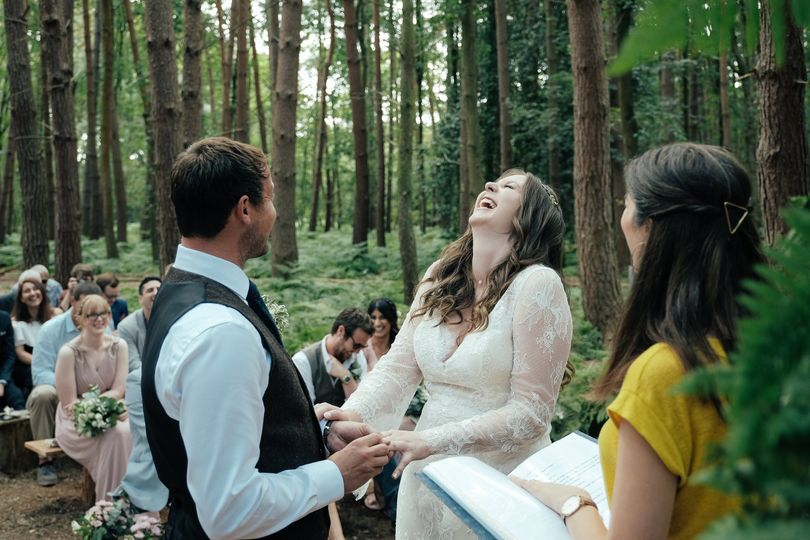 Kathryn and Craig - Whimsical Woodland Weddings (https://www.dcphotographic.co.uk/)