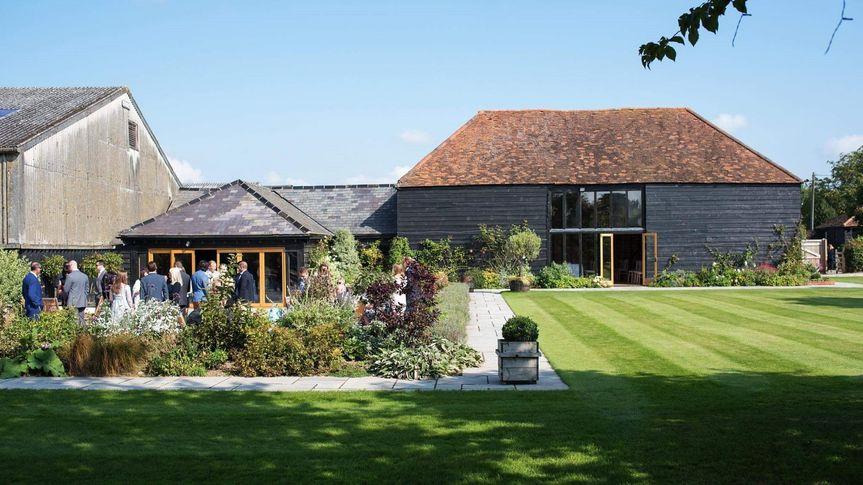 Stokes Farm Barn