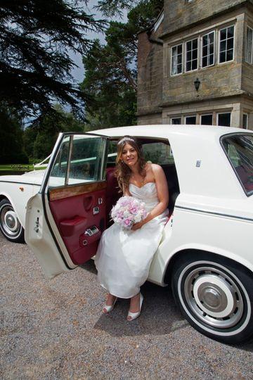 East Grinstead Wedding Car