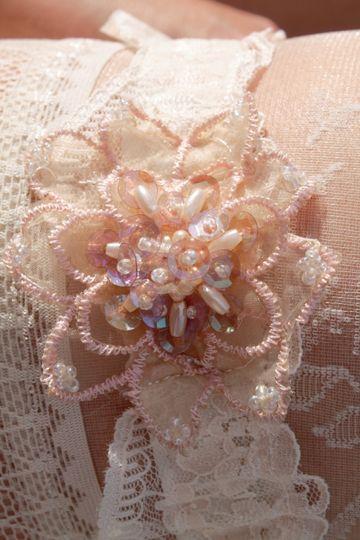 Handmade Unique Lace Garters