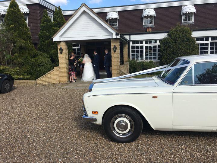 Rolls Royce Wedding Car Sussex