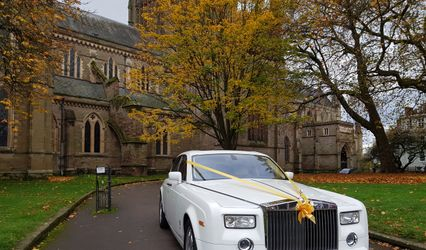 Wedding Cars Worcester