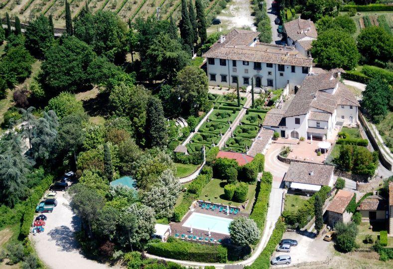 Villa Le Piazzole 3