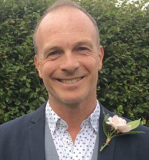 David Willis, celebrant