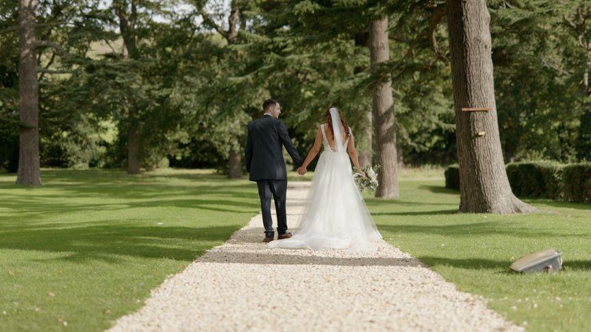 Ellenborough Park wedding video