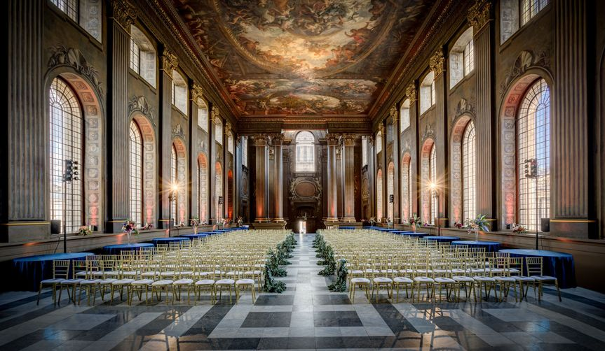 The Painted Hall, Old Royal Naval College, Greenwich 19