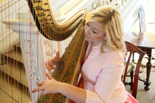 Harp for your wedding