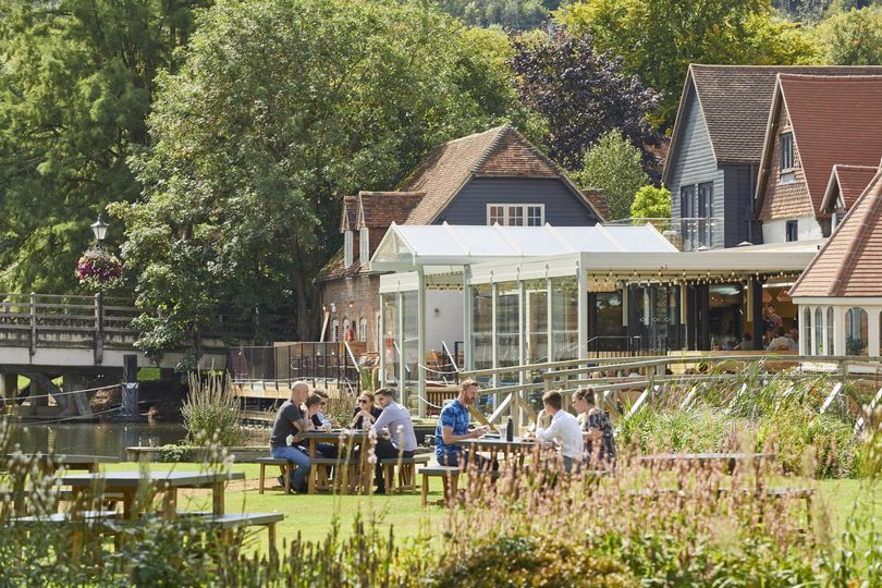 The Swan at Streatley