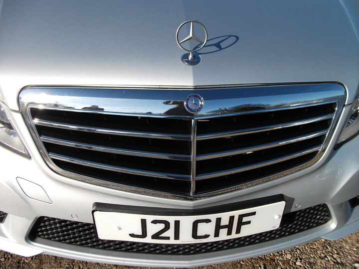 Voice activated Mercedes Sport