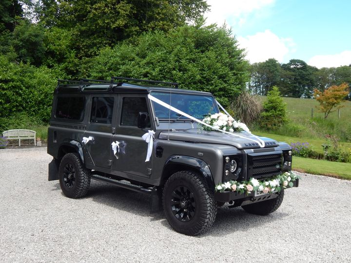 Iconic Land Rover Defender