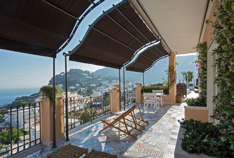 Capri Tiberio Palace 2