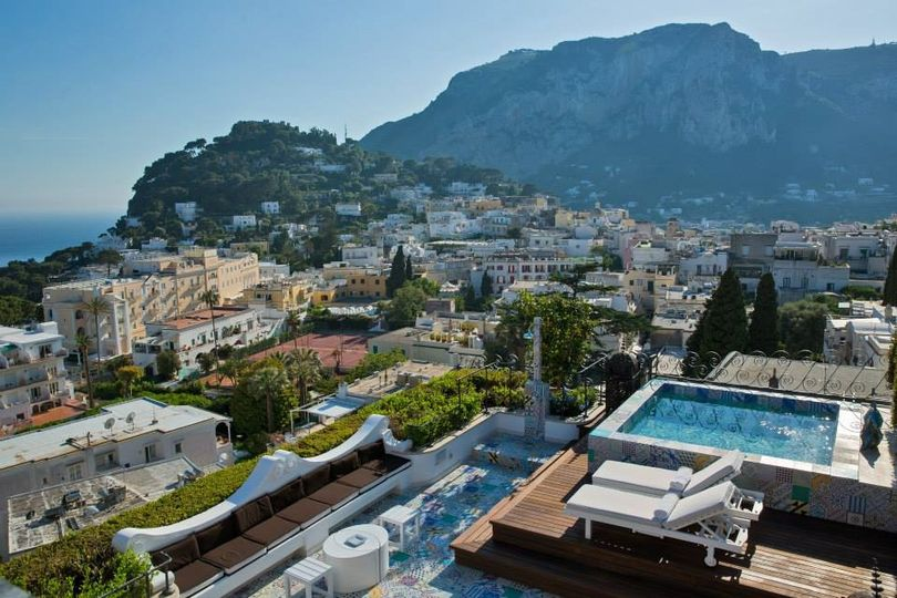 Capri Tiberio Palace 3