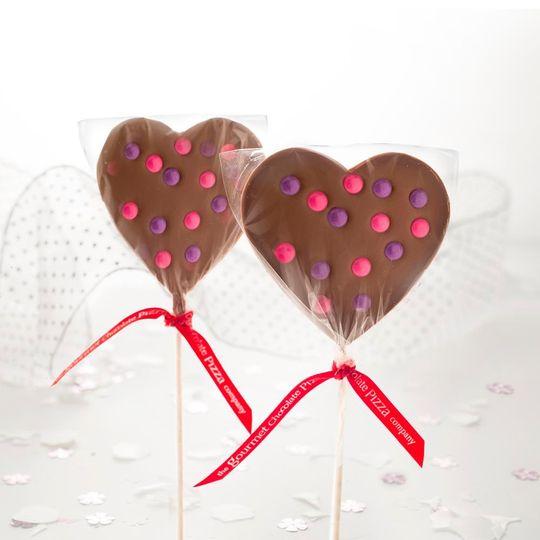 Kids Lollipop Favours