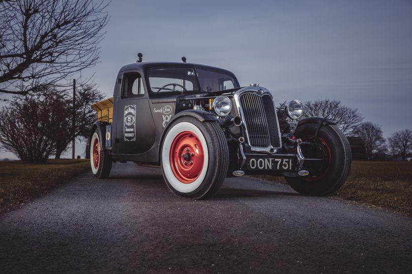 V8 RatRod