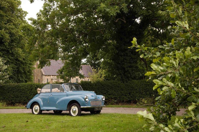 1960 Morris Minor Convertible