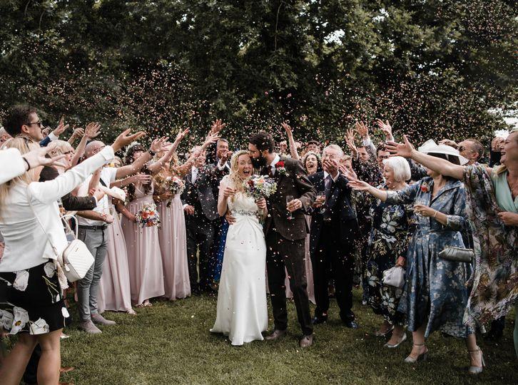 Woodland wedding In Dorset