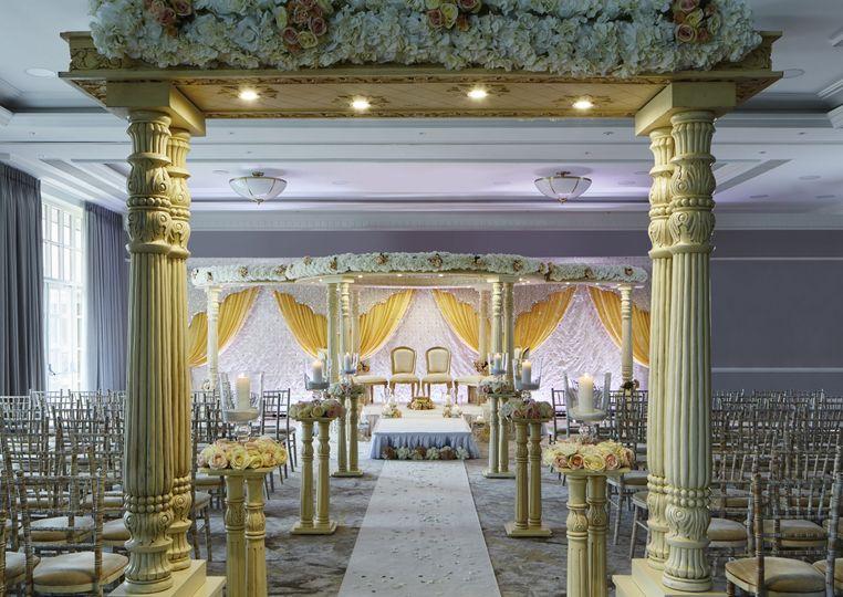 Arden Suite Ceremony Set Up