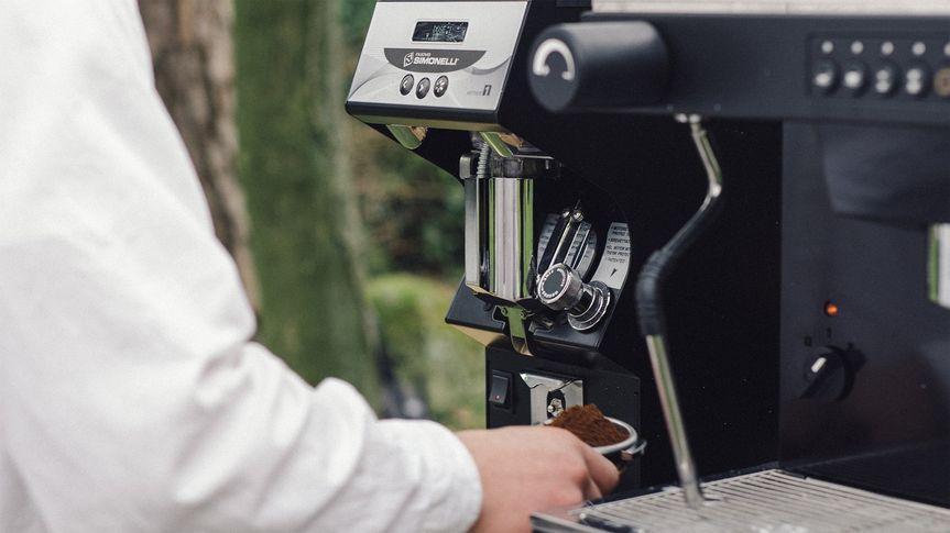 Jonah's Coffee Cart