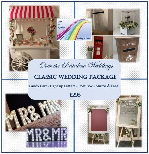 Classic Wedding Package- Offer