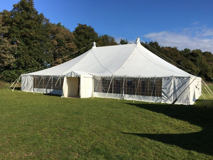 Full Traditional Marquee