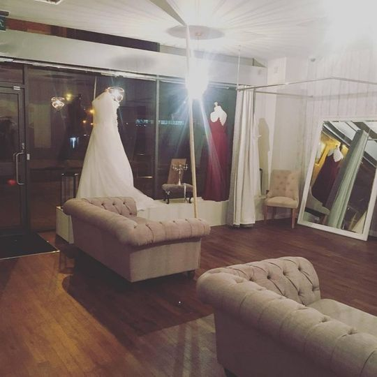 Inside our boutique