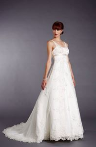 Tiffany's Alexandra bridal dress