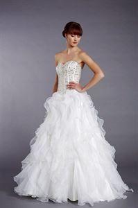 Tiffany's Belle bridal dress