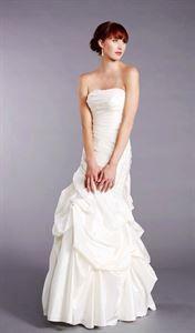 Tiffany's May bridal dress