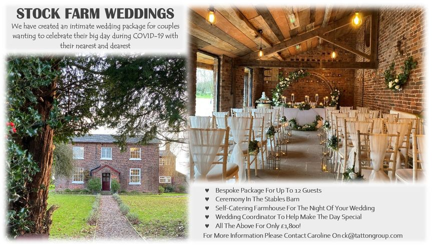 small wedding package1 4 197785 160147321350782