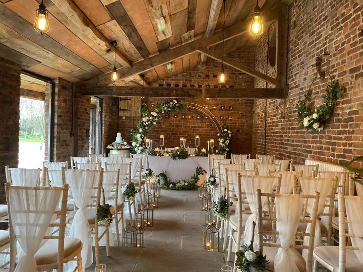 Stock Farm Wedding and Events Barn 57
