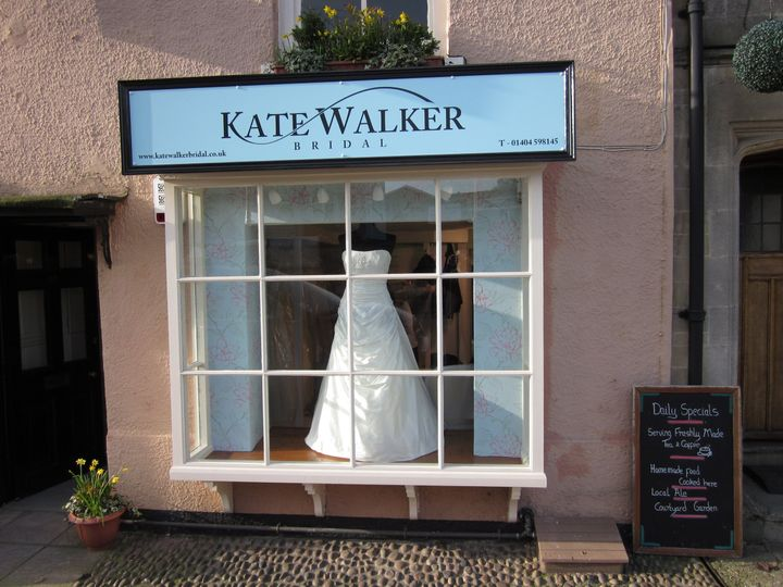 Kate Walker Bridal Ltd