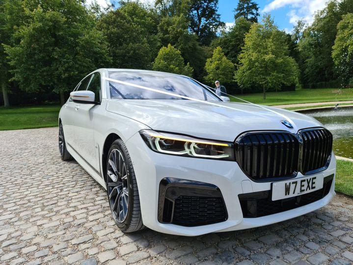 BMW 7 Series M Sport