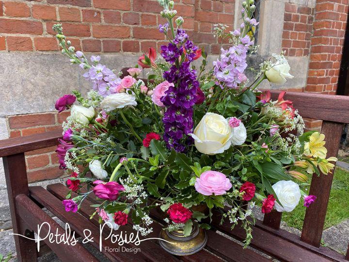 Florist Petals and Posies 92