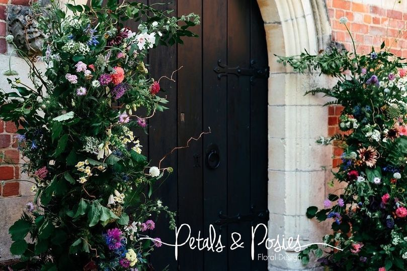 Florist Petals and Posies 87