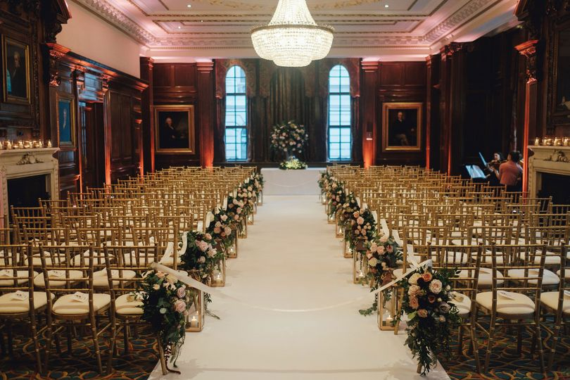 Ceremony in the Smeaton Room