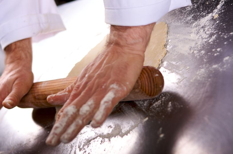 Pastry making