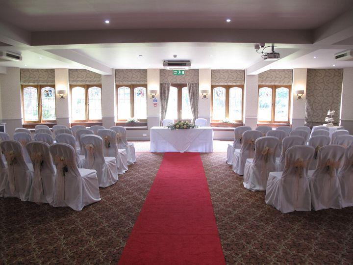 Cedar Room - Ceremony