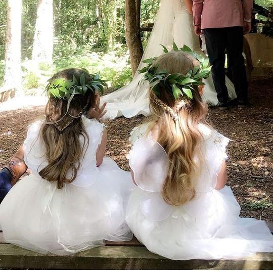 Cheshire Woodland Weddings 58