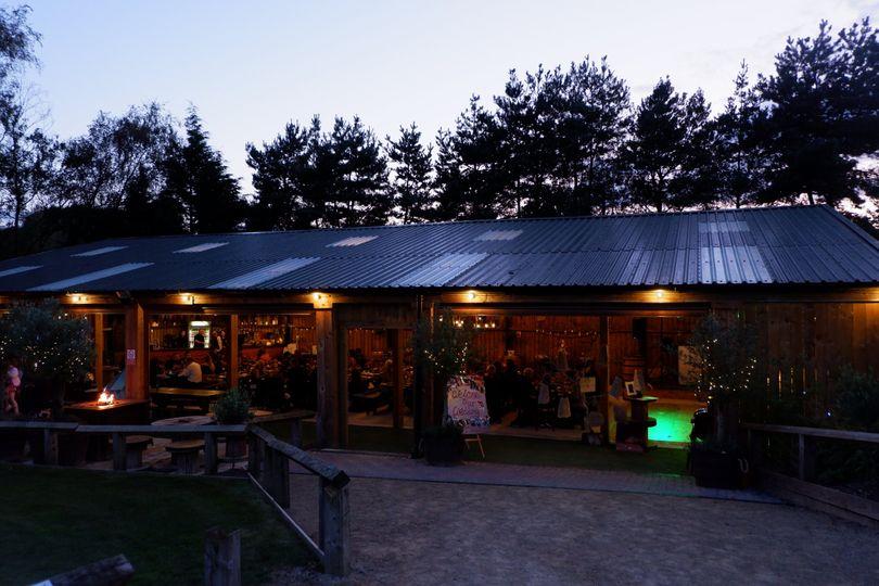 Cheshire Woodland Weddings 61